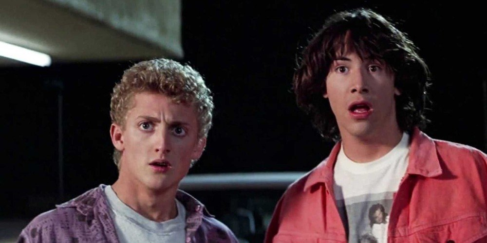 Bill vs Ted