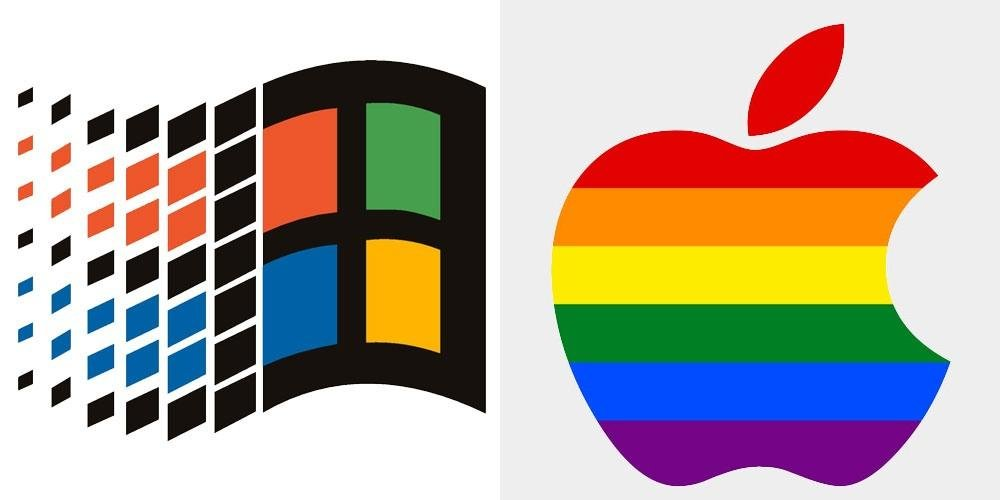 Microsoft's Windows vs Apple's Mac OS