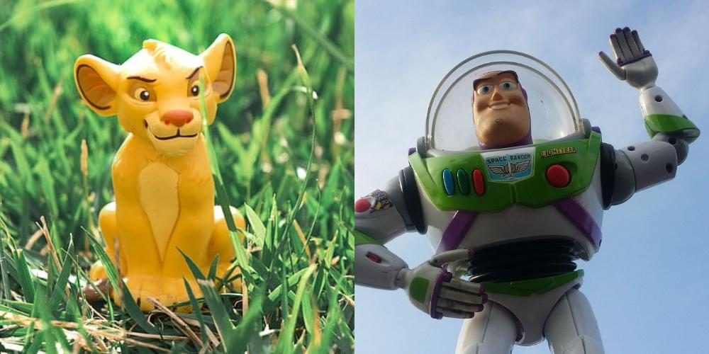 The Lion King vs Toy Story