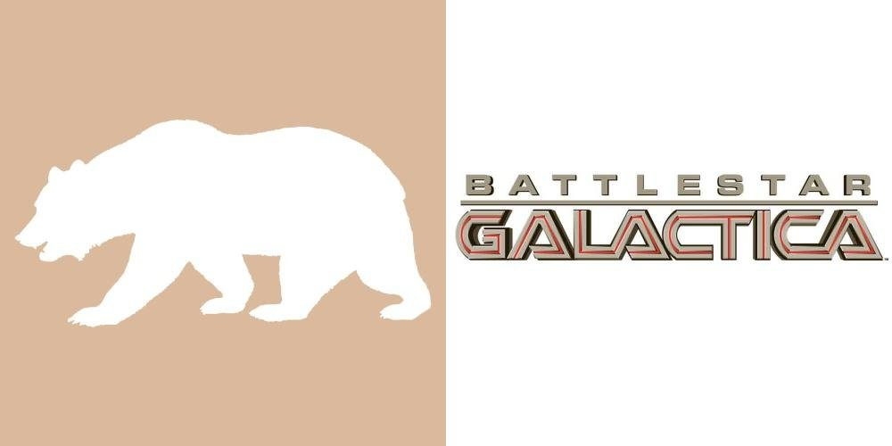 Bears vs Battlestar Galactica