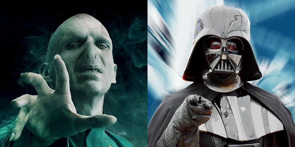 Voldemort vs Darth Vader