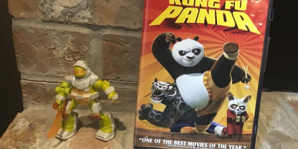 Ninja Turtle vs Kung Fu Panda